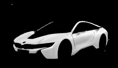 Цвета кузова I8 Coupe
